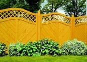 декоративный забор Гранада
